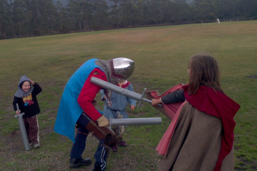 Lord Robert vs the Little People