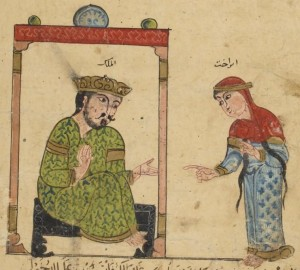Kalila_and_Dimna-14C-Arabe3465-130v man and woman