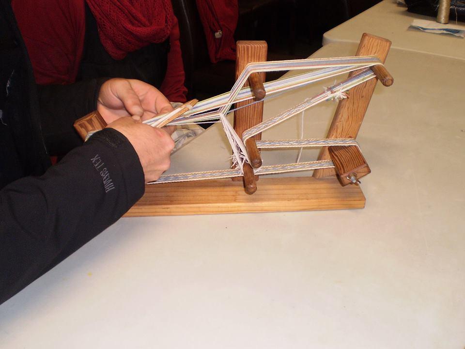 Inkle Weaving Workshops