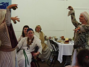 Ottoman dancers