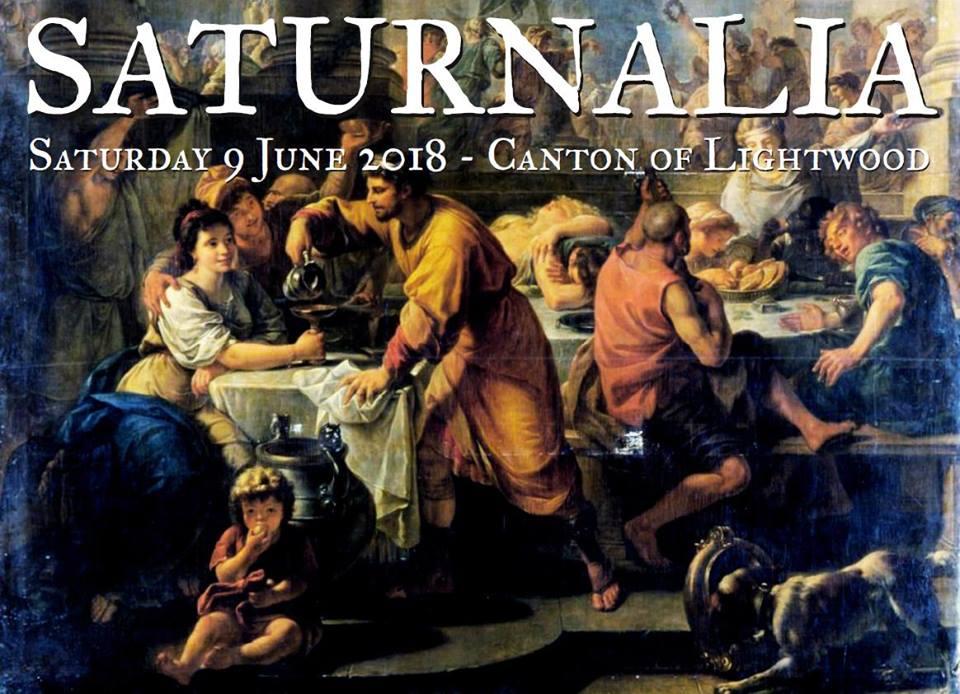 Saturnalia: save the date