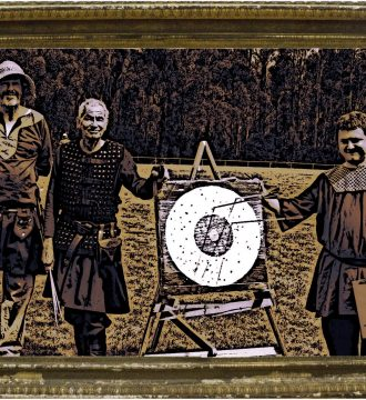 St Sebastians V Archery Tournament and Picnic: 30 March (new date)